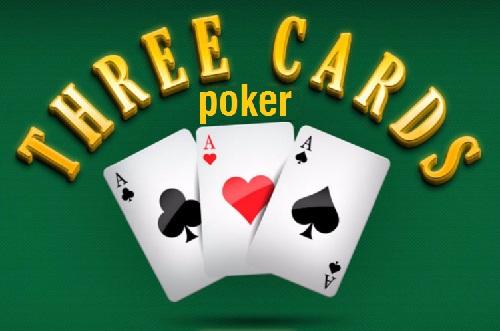 Стратегия игры в трехкарточный покер
